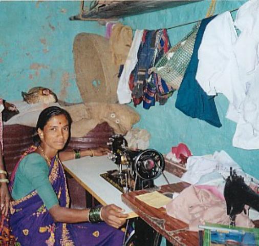 Ananda Jamble's Tailoring Unit