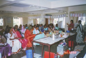 Candle making Training