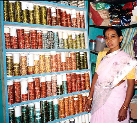 Chaya Dhawale's Bangle Shop